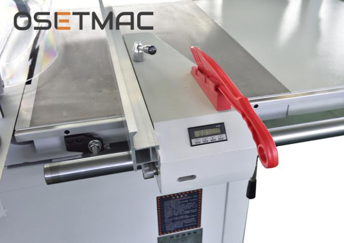 OSETMAC Sliding table saw readout